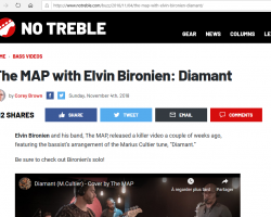 The MAP on No Treble website