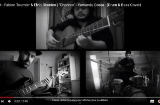 « Choreco » – Yamandu Costa / Drum Cover & Bass Cover